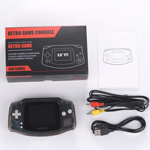 Rs-5 Porttil Handle Gaming Console 400 Embutido Retro Jogos