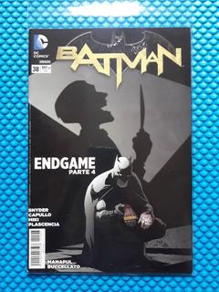 Dc Comics Batman #38 (2015) Grapas Televisa