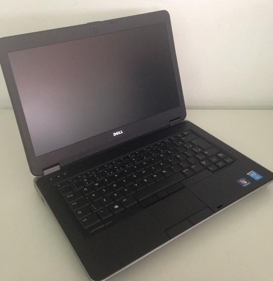 Notebook Dell E6440 Intel I5 8gb 320gb Hdmi Windows 10