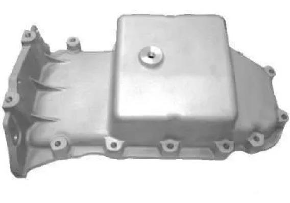 Carter Do Oleo Aluminio 1.8 8v E Astra 1999 2000 2001