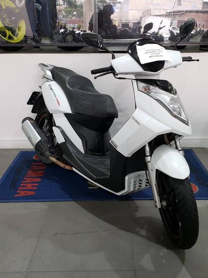 Dafra - Cityclass 200i Semi - Nova