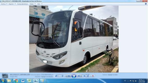 Bus Urbano Hyundai Nuevo Cero Kilomteros