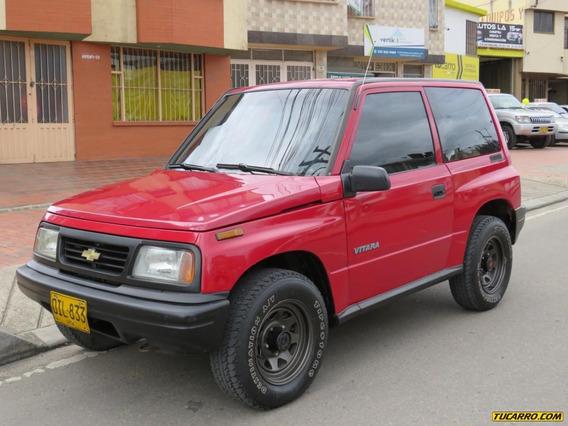 Chevrolet Vitara 3p Mt 4x4 1600cc