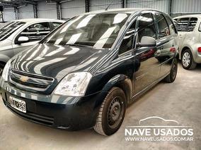 Chevrolet Meriva Gl Plus Negro 5 Puertas Ill Incluye Transf