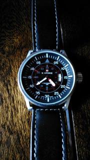 Reloj Naviforce Estilo Fleger