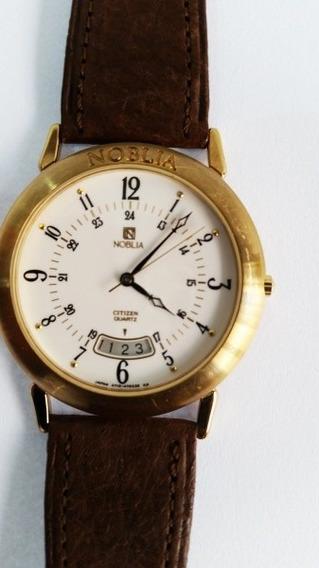 Relógio Citizen - Histórico - Noblia Perfeito Estado Único