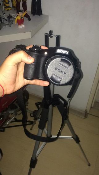 Câmera Sony Dsc H300 + Bolsa + Cartao Sd 32gb