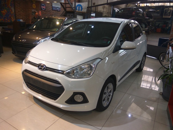 Hyundai Grand I10 1.2 Sedan Año 2015 | Zucchino Motors