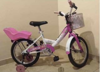 Bici Nena Rodado 16 - Excelente Estado