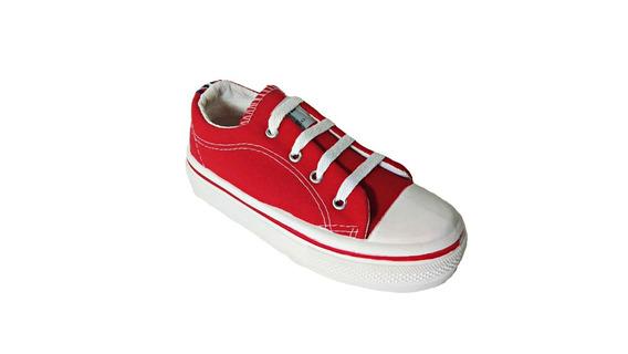Zapatillas De Lona Para Niños (20 Al 33)