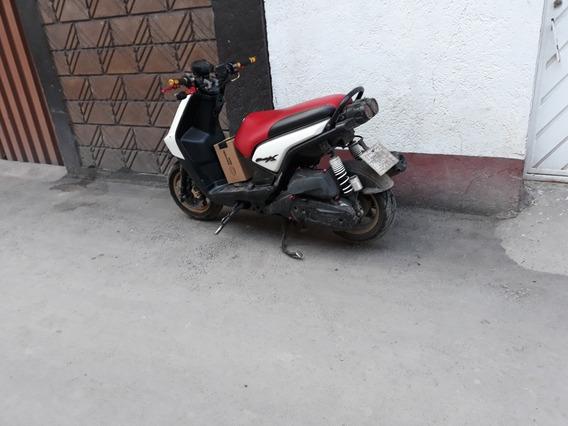Yamaha Bws 125x Motar