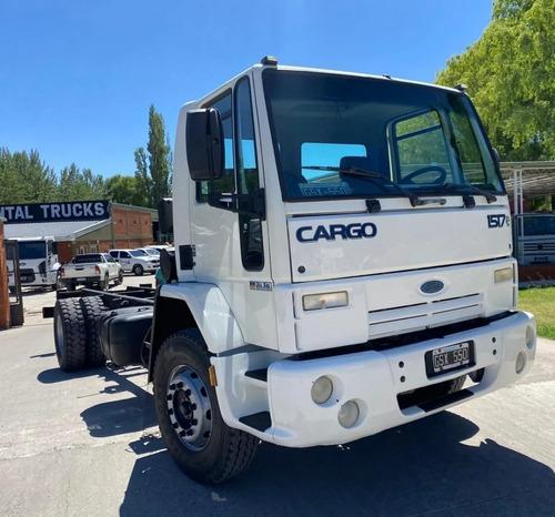 Ford Cargo 1517 Chasis Largo 196000km Reales  Rentaltrucks