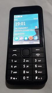 Celular Nokia 208 Funcionando Perfeito