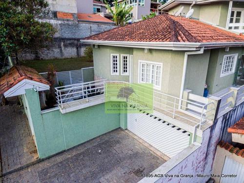 Imagem 1 de 30 de Casa À Venda, 227 M² Por R$ 999.000,00 - Granja Viana - Carapicuíba/sp - Ca1895