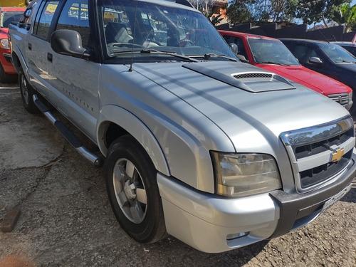 Chevrolet S10 2011 2.8 Executive Cab. Dupla 4x2 4p