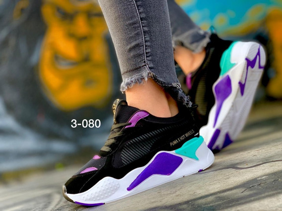Zapatos Puma Rsx Damas