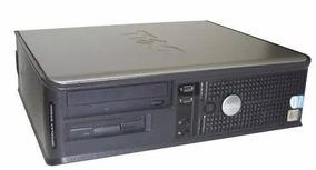 Cpu Dell Optiplex Gx620 Pentium 2gb Hd 80gb Dvd