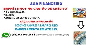 Empréstimo No Cartão - Informações No N° Da Imagem