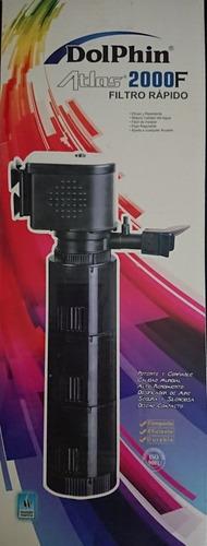 Filtro Interno Cabeza Poder Atlas2000 Acuarios 300-500l Msi
