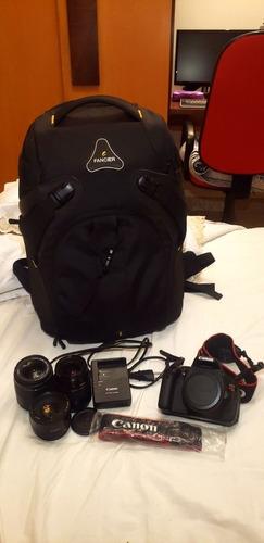 Câmera Canon T3i Completa