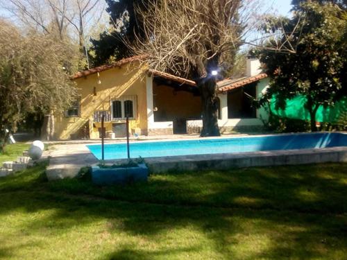 Casa Quinta En La Reja