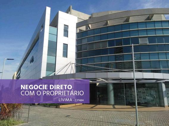 Sala Comercial No A4 Offices, Recreio Dos Bandeirantes, Rio De Janeiro - Rj - Liv-2061