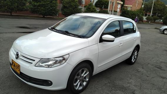 Volkswagen Gol 2013 - Conforline I Motion Asg Blanco