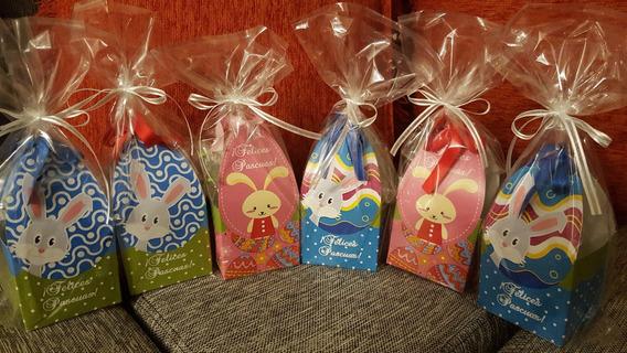 Cajas Imprimibles P Huevos De Pascua