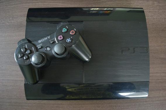 Playstation 3 Com Jogos!!!