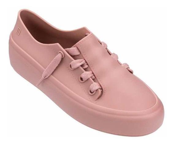 Tênis Melissa Ulitsa Sneaker Rosa Original Envio Imediato