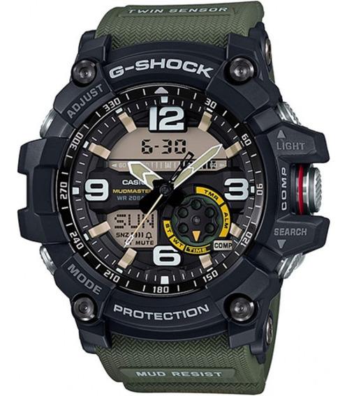 Relógio G-shock Casio Gg1000-1a3dr Mudmaster