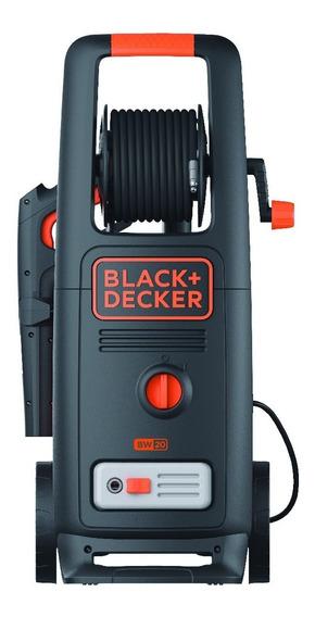 Hidrolavadora Rodante 2000w Black + Decker Bw20