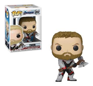 Funko Pop Thor 452 Avengers Marvel Fionatoys