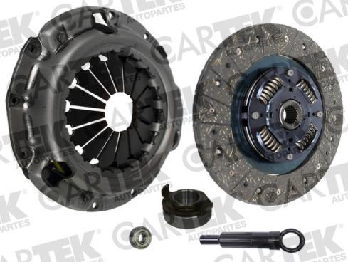 Kit Clutch Mazda B2000 2.2 Lt 1988 1989 1990 1991 1992 1993