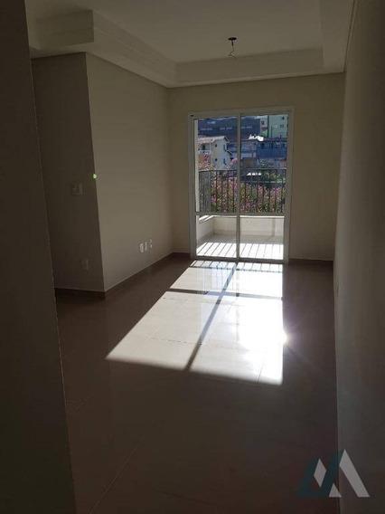 Apartamento Com 3 Dormitórios À Venda, 75 M² Por R$ 340.000 - Edifício Monte Carlo - Sorocaba/sp - Ap2211