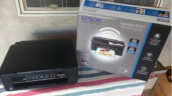 Impressora Epson Xp241 Desbloquada