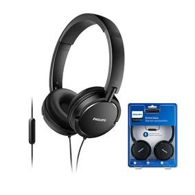 Fone De Ouvido Supra-auricular Shl5005/00 Preto Philips