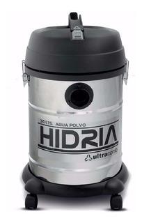 Aspiradora Ultracomb As-4314 Agua Polvo Acero Inox 1400w 34l