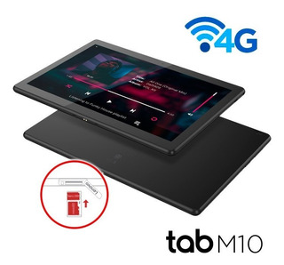 Tablet Lenovo Tab M10 10 Hd Android 16gb 2gb Ram 4g Lte