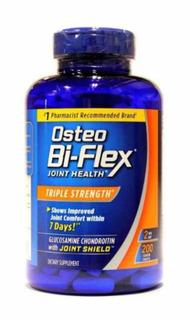 Osteo Bi-flex 200 Capsulas-valid 02/22 (importado Usa)
