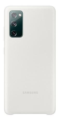 Funda Samsung Silicone Cover Para S20 Fe