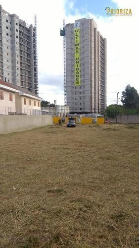 Imagem 1 de 3 de Terreno À Venda, 1900 M² Por R$ 2.100.000,00 - Jardim São Carlos - Sorocaba/sp - Te0148