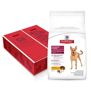 Hills Science Diet Adult Advanced Fitness Comida Para Perros