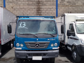 Mercedes-benz Mb Acello 815 13/13 Carroceria De 6,20 M