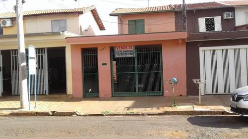 Sobrado À Venda - José Sampaio - Ribeirão Preto Sp. - So0033