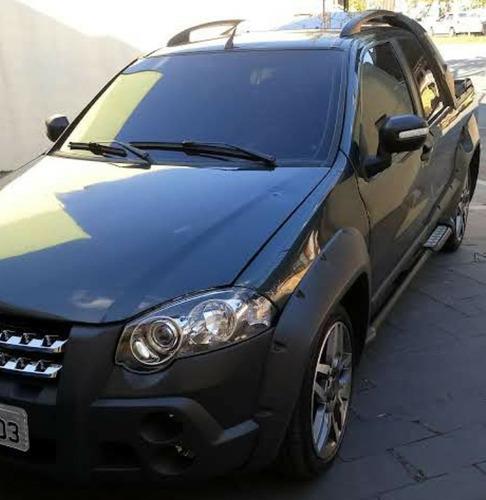 Fiat Strada 2011 1.8 16v Adventure Cab. Dupla Flex 2