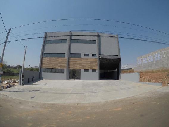 Galpão À Venda, 1079 M² Por R$ 1.900.000,00 - Industrial Jardim Dona Esther - Nova Odessa/sp - Ga0202