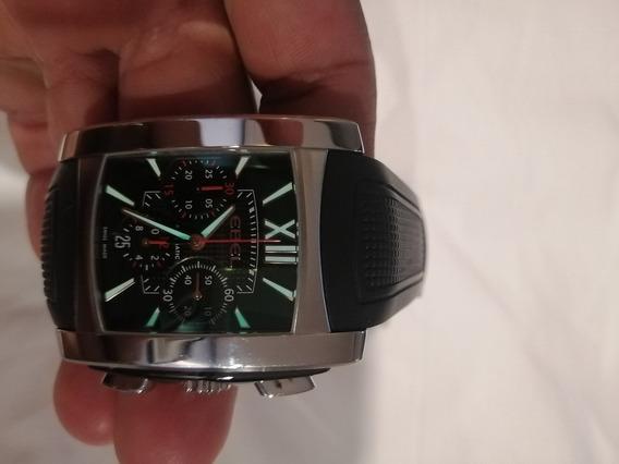 Reloj Ebel Brasilia Automático Chrono 37 Jewels Swiss Made
