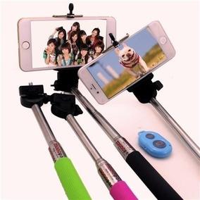 Bastão Vara Pau De Selfie Monopod Suporte Para Tirar Selfie