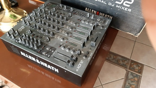 Mezcladora Para Dj Allen And Heath Xone 92